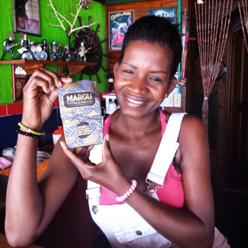 Introducing the locals to fine chocolate