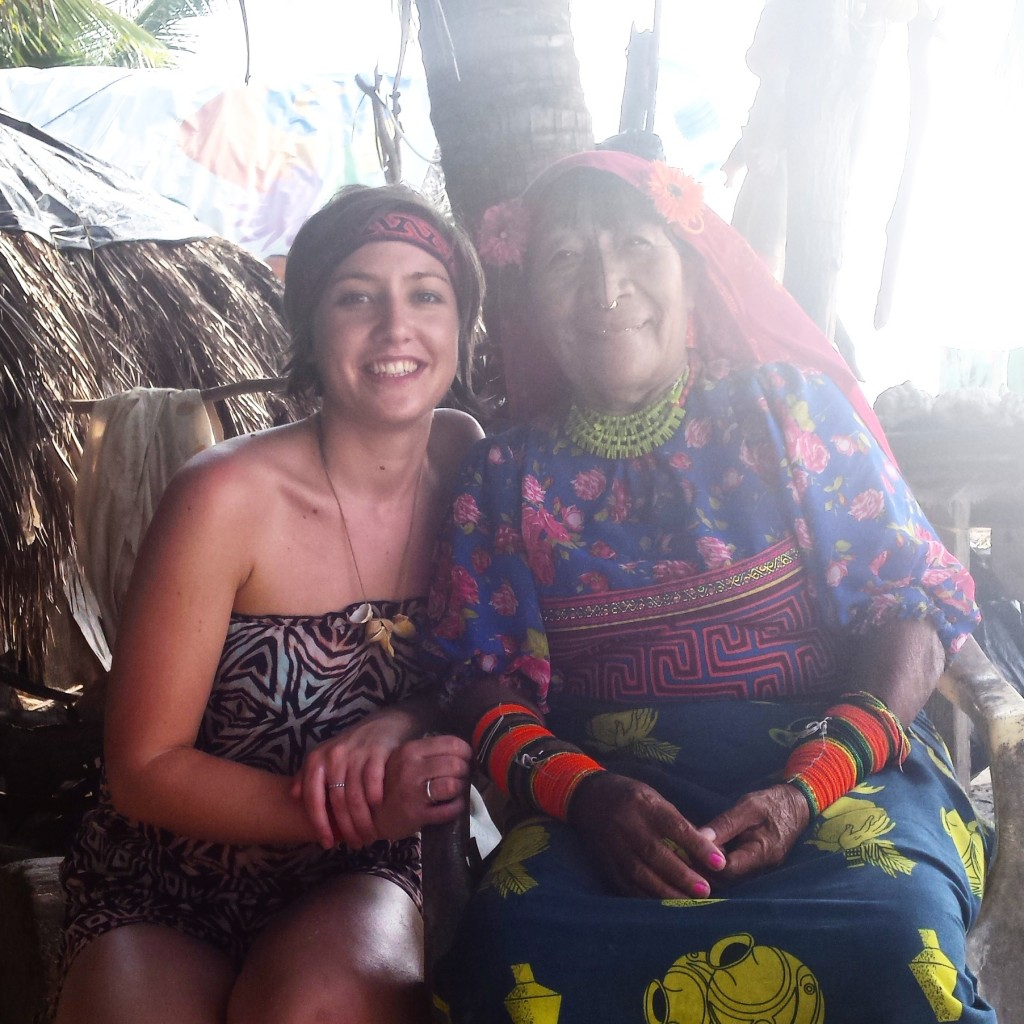 Myself and Rosa Linda