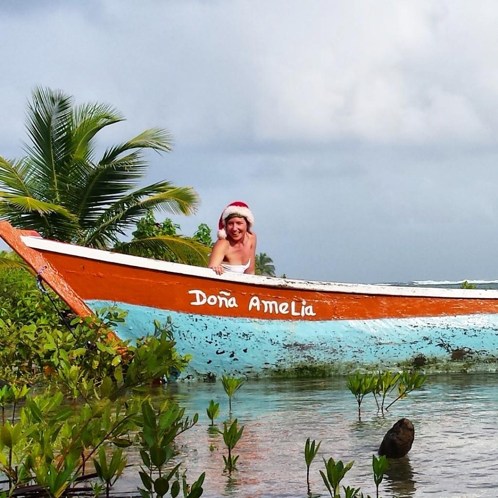 Christmas Day on San Blas