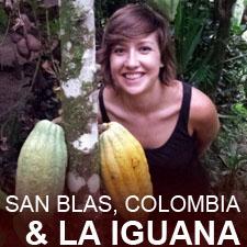 San Blas, Colombia & La Iguana