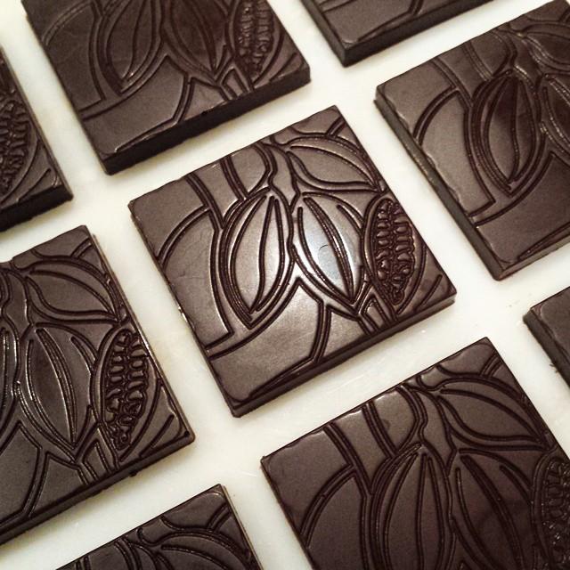 Tempered 80% Ecuador Los Rios Chocolate