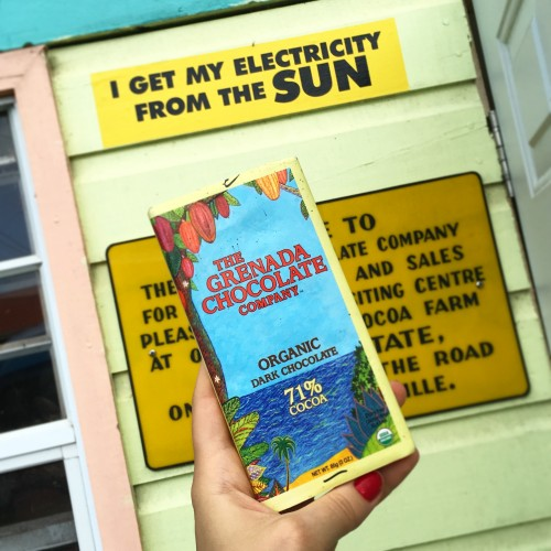 The world's first solar-powdered chocolate factory