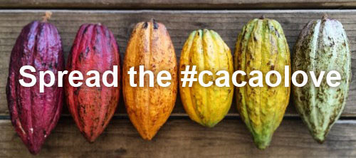 Spread the #cacaolove