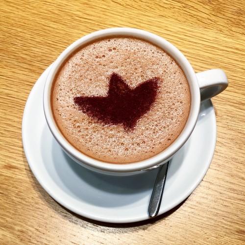 Signature Bold Hot Chocolate